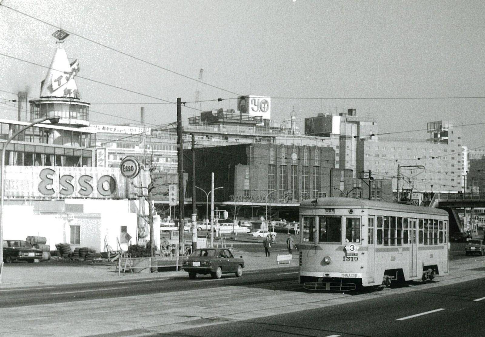 古き良き時代の横浜